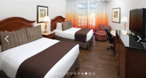 Red Lion Boise Downtowner: Double Queen Room