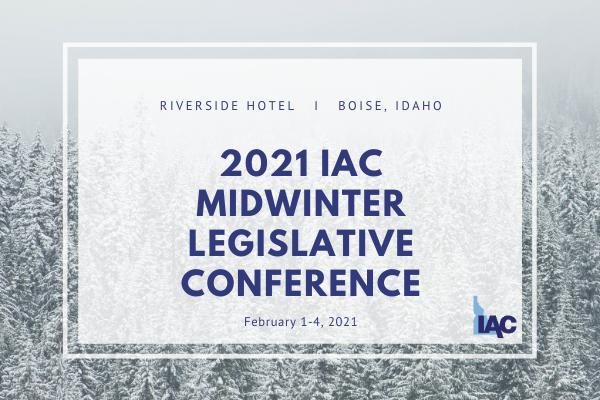 2021 IAC Midwinter Legislative Conference