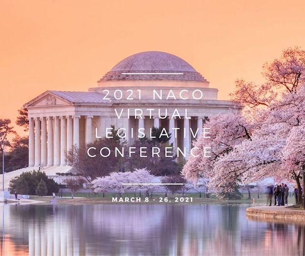 2021 NACo Virtual Legislative Conference