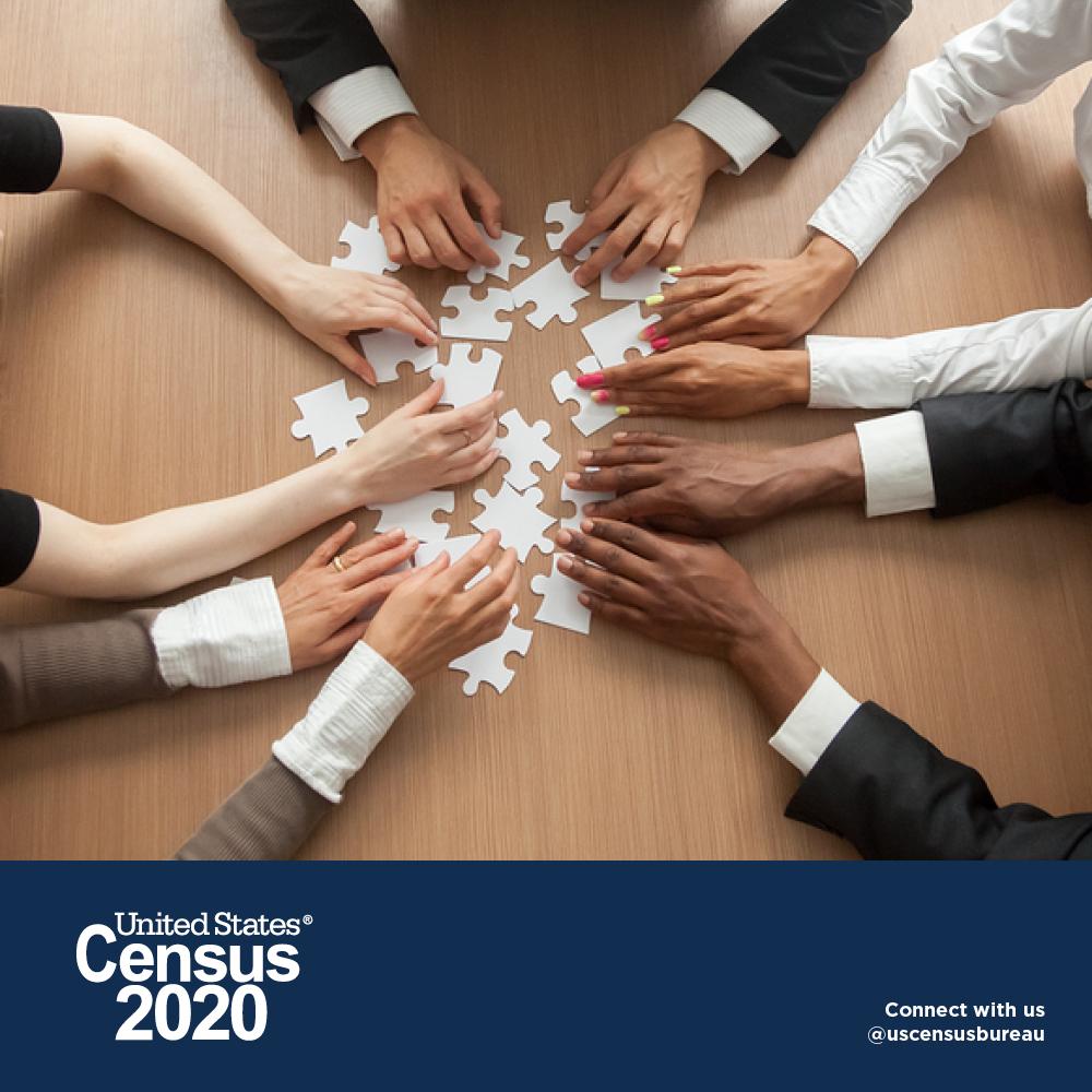 2020 Census Car Caravan Weekend