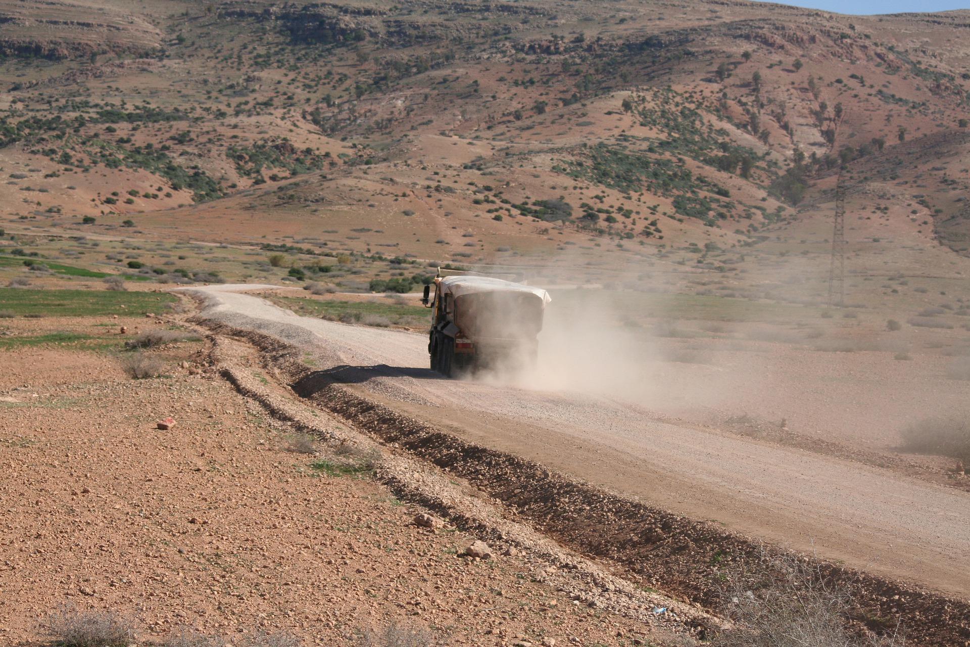 Fugitive Dust Emissions
