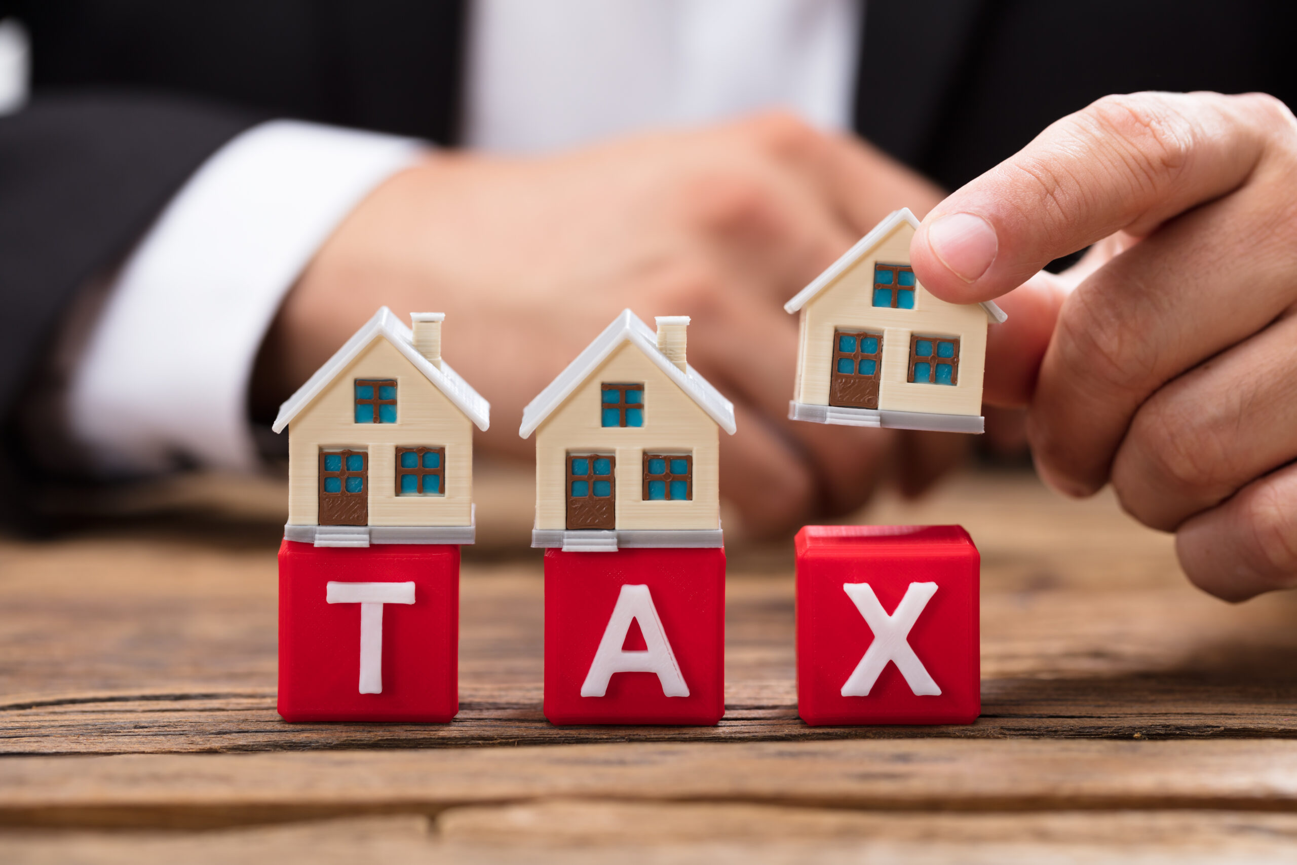 Around the State – Property Taxes Down; Values Up