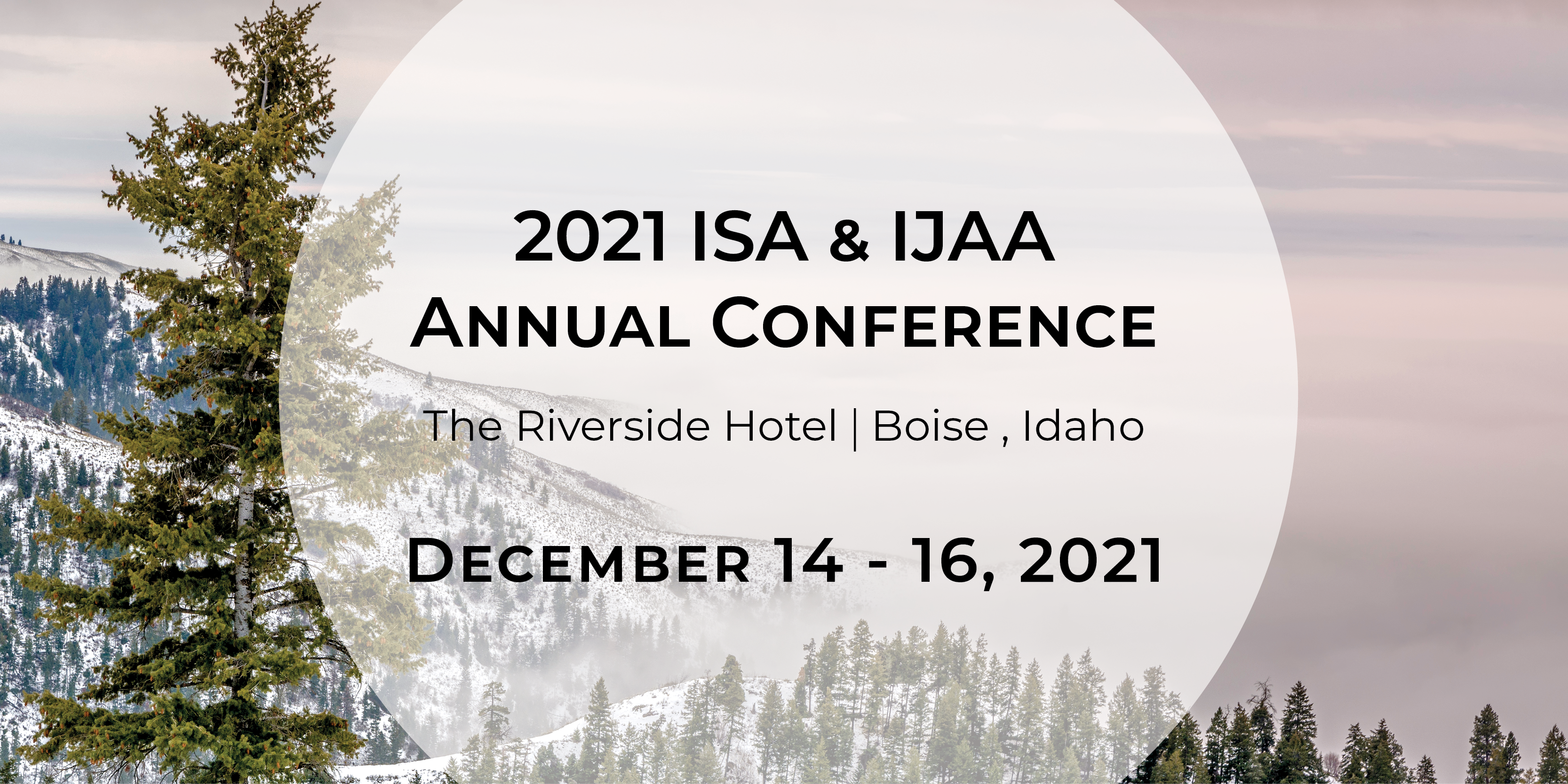 2021 ISA & IJAA Annual Conference