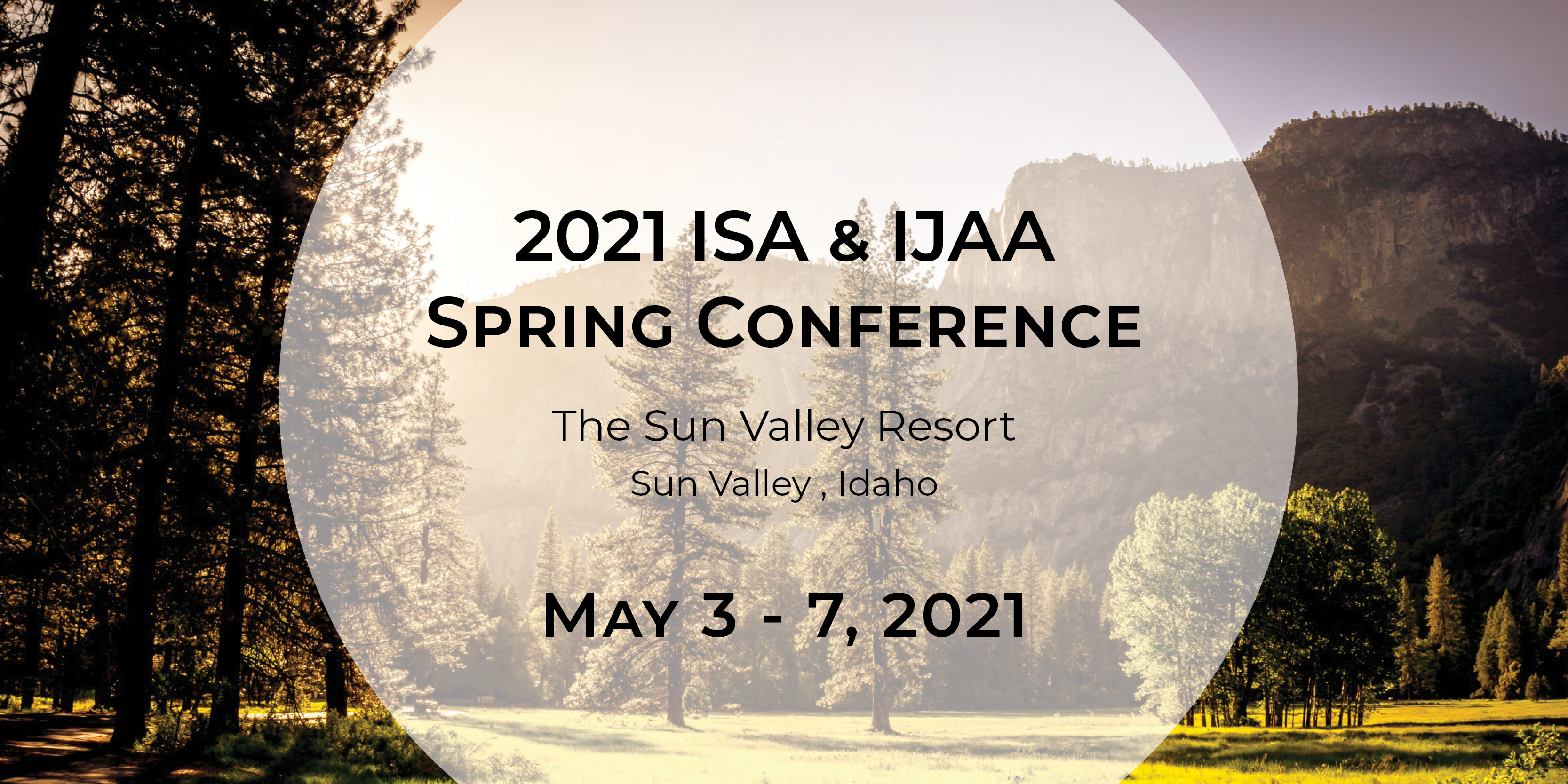 2021 ISA & IJAA Spring Conference