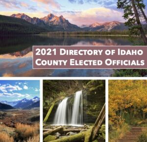 2020 Directory of Idaho County Elected Officials