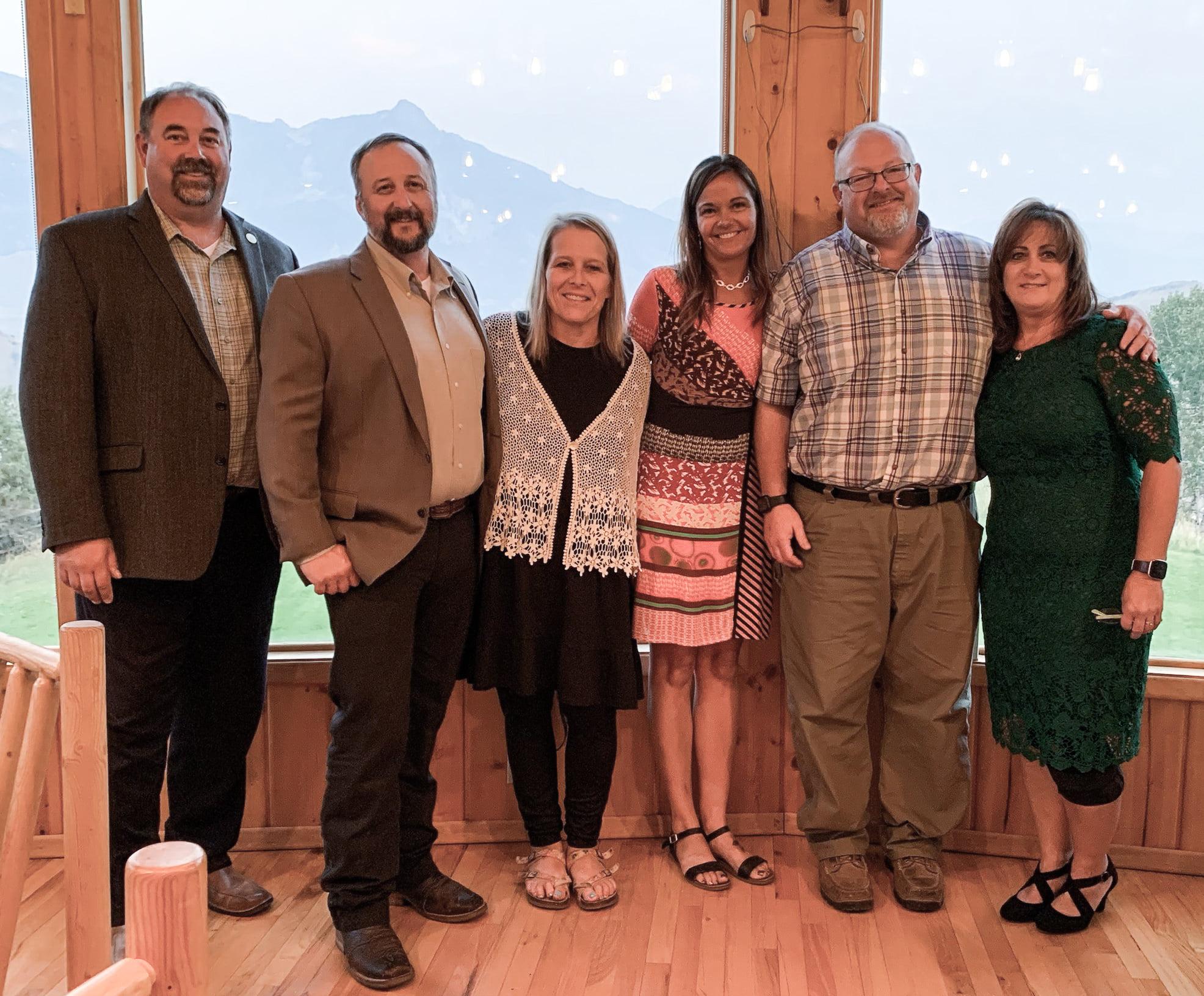 Idaho Association of County Assessors Installs New Leadership for 2021-2022