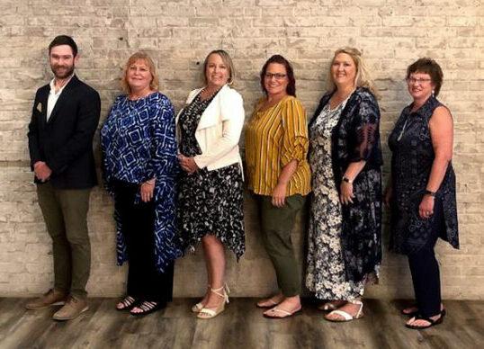 Idaho Association of County Treasurers Elects New Leadership for 2021-2022